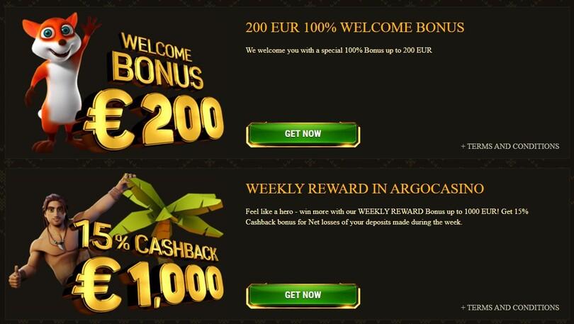 bonus argo casino
