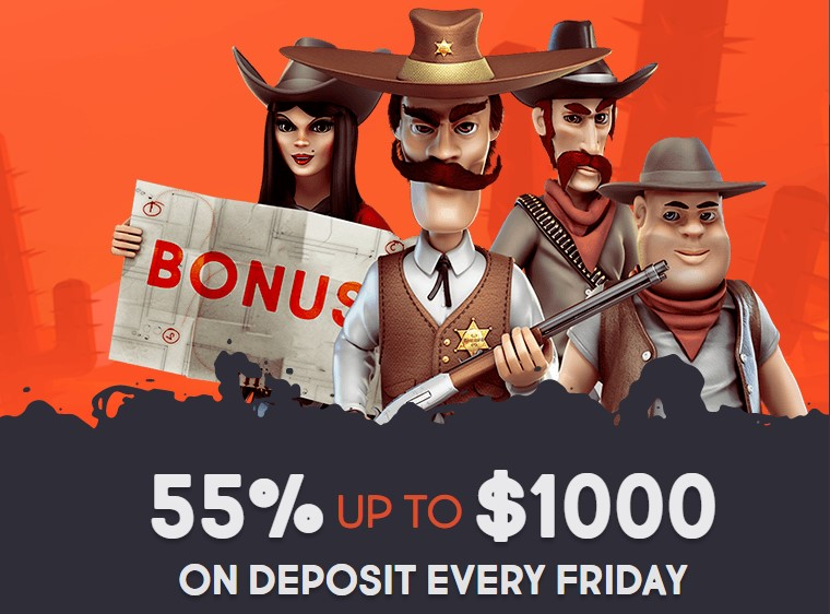 bonus guns bet casino