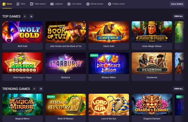 Online casino bonuses for registration