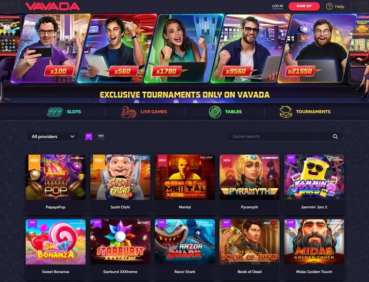 vavada casino online